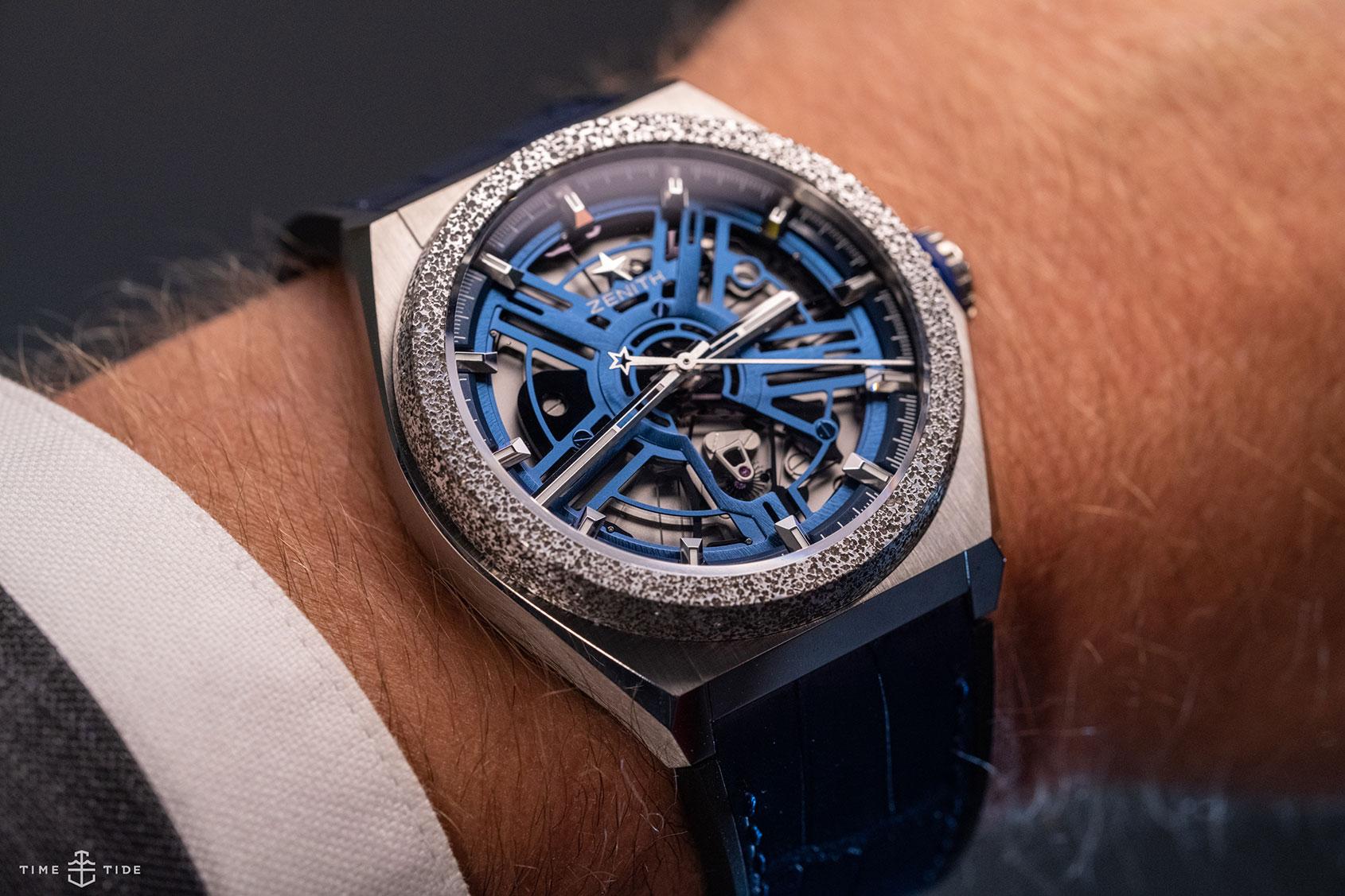 Zenith watch releases 2019