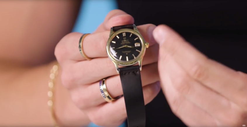Omega Constellation Antoni Queer Eye