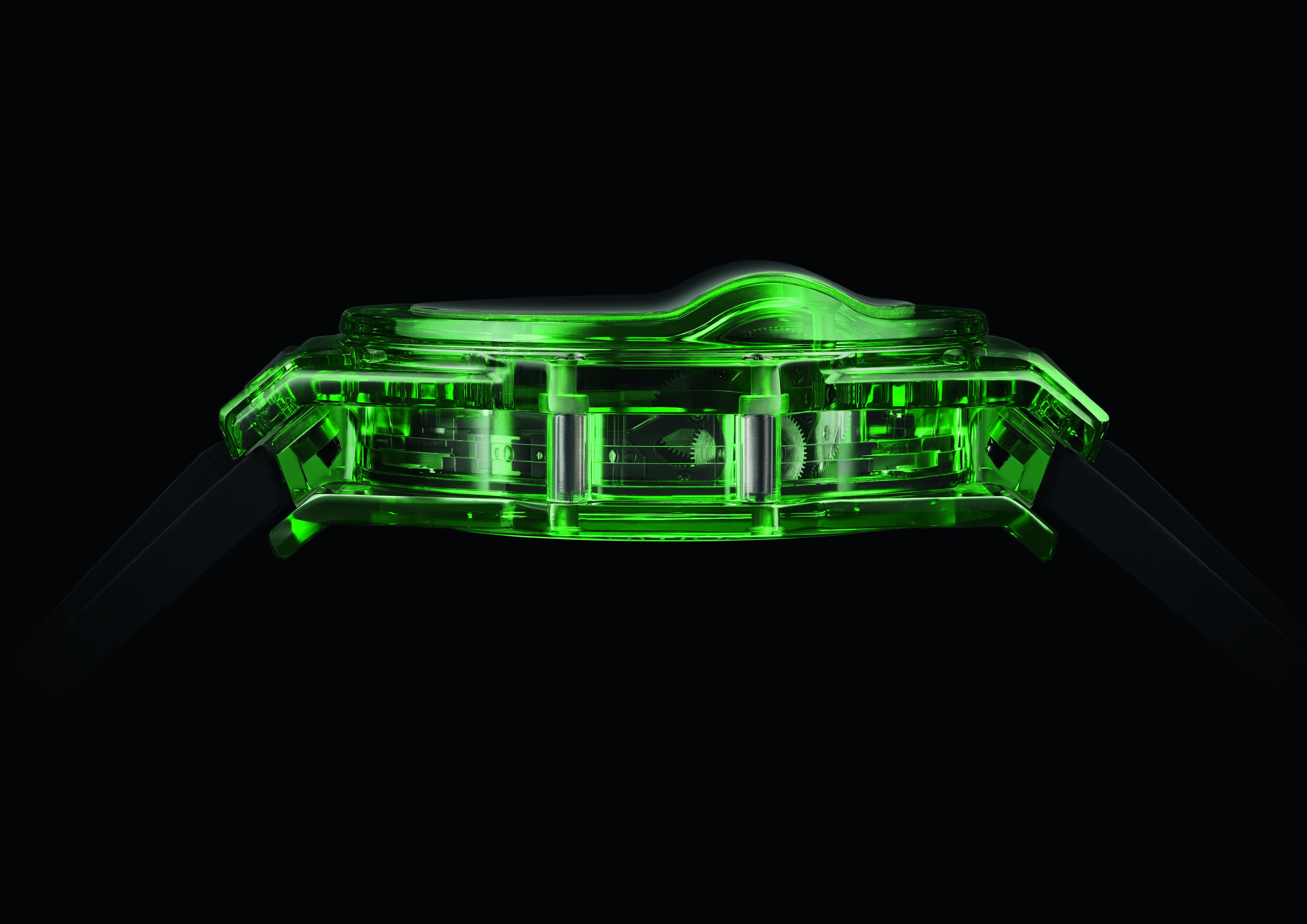 Hublot Big Bang MP - 11 SAXEM