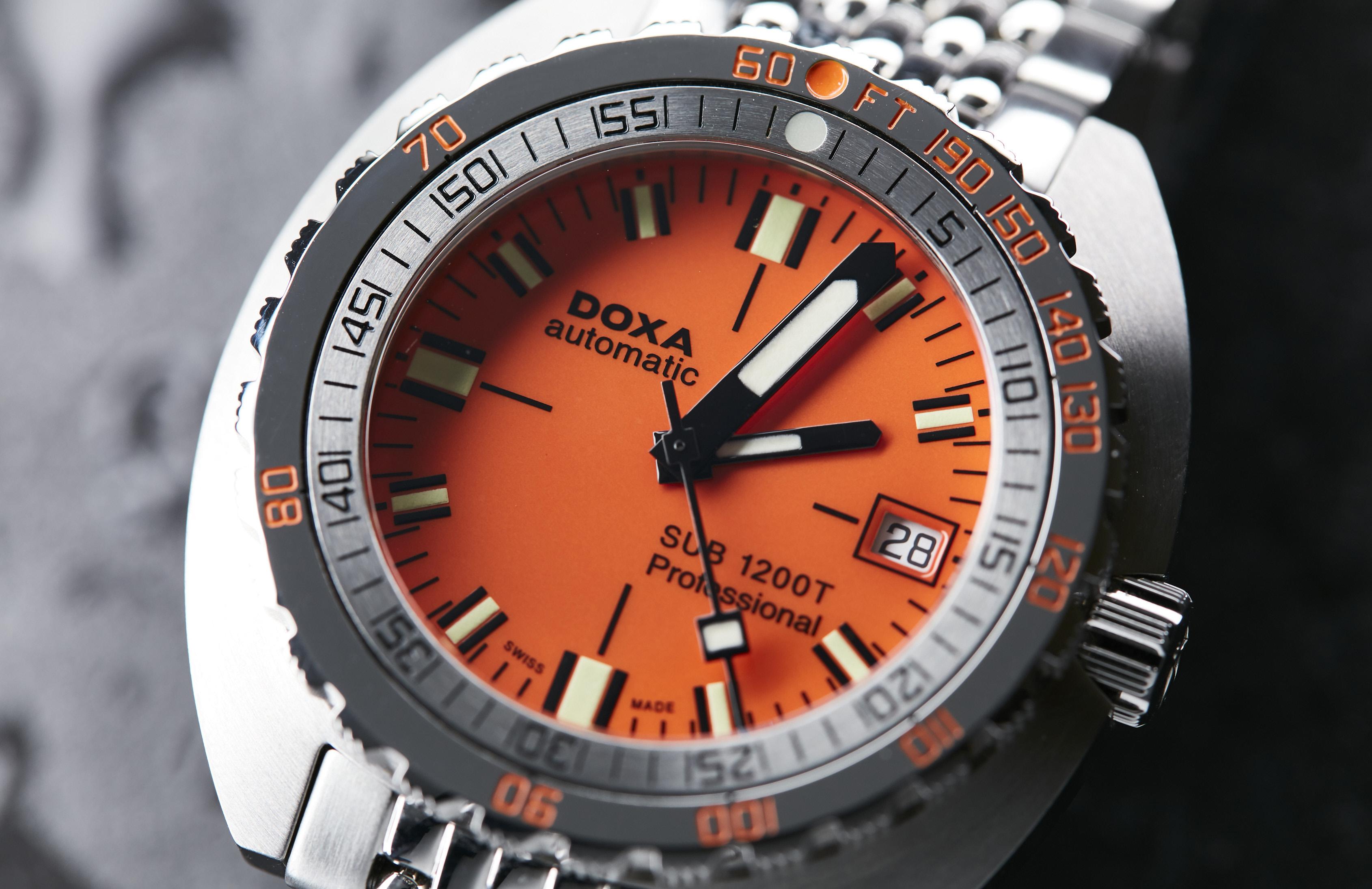 Doxa SUB 1200T