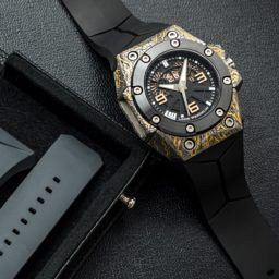 The Linde Werdelin Oktopus Volcano