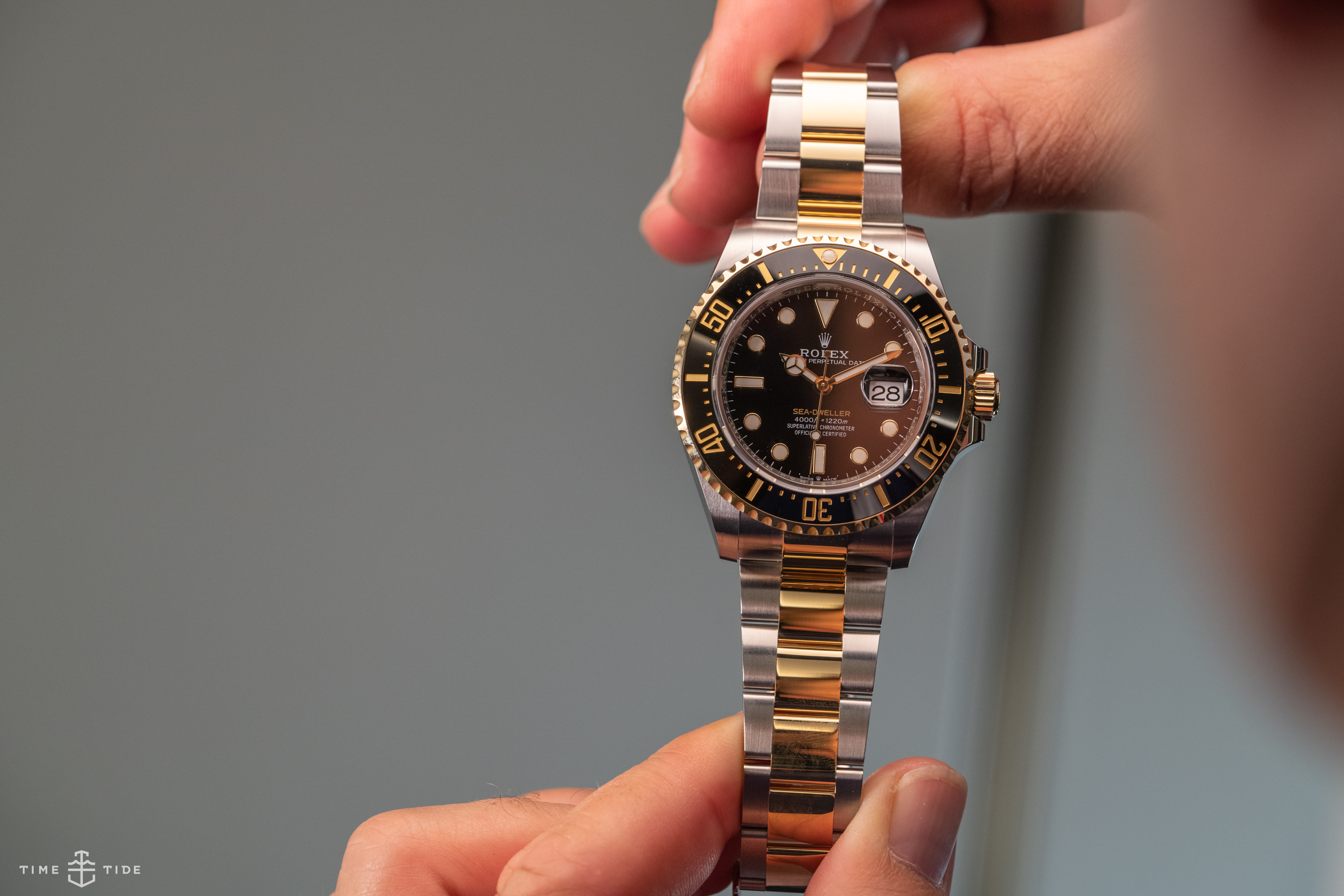 The Rolex Sea-Dweller Reference. 126603