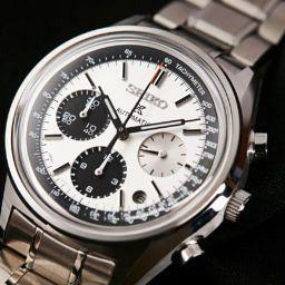Seiko Automatic Chronograph 50thAnniversary SRQ029J