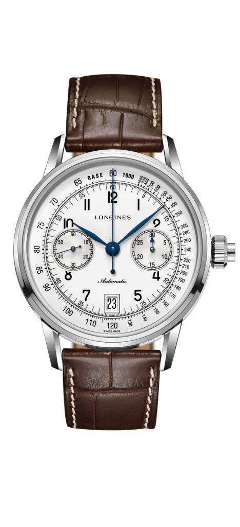 5 Longines heritage timepieces