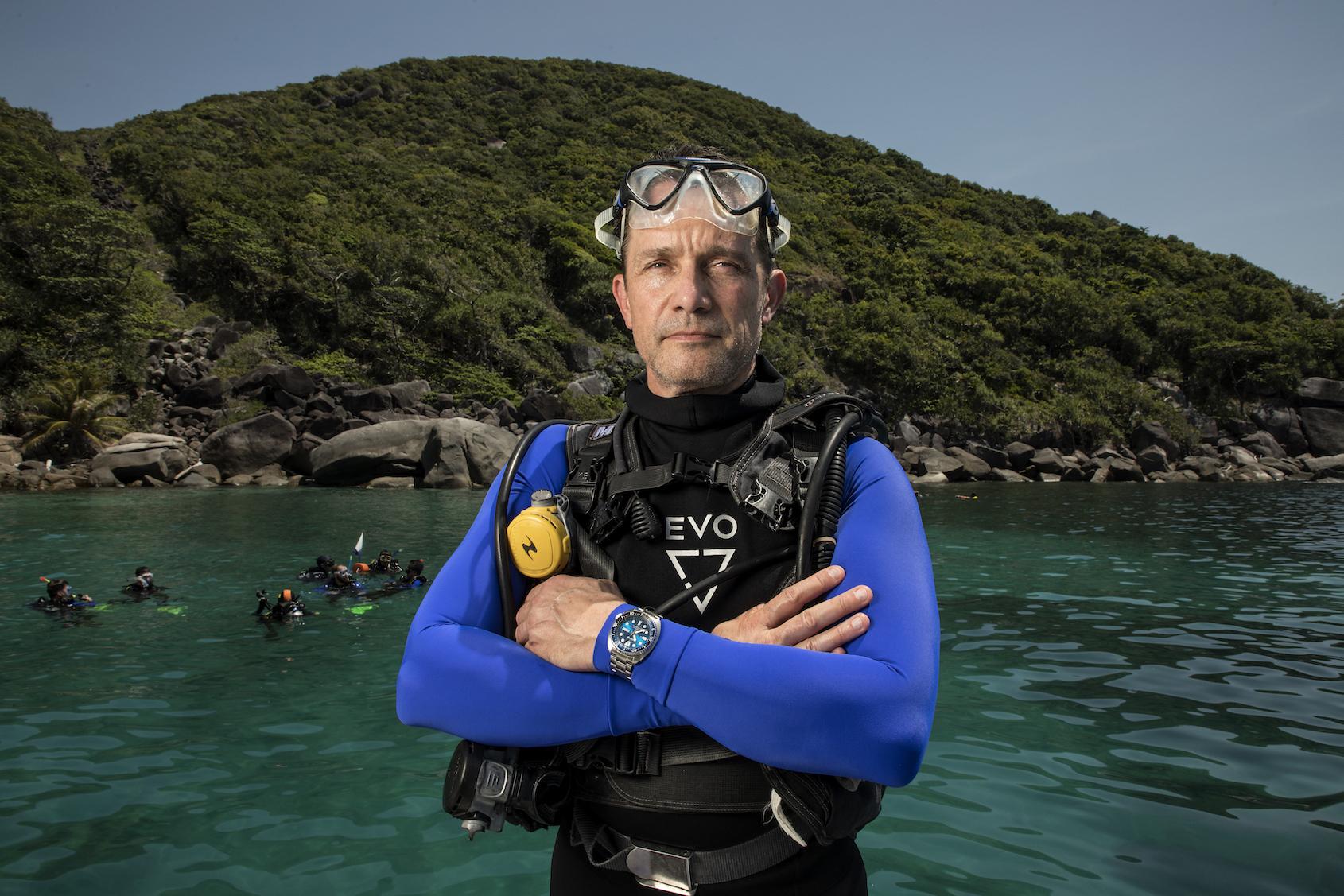 Seiko Save the Ocean