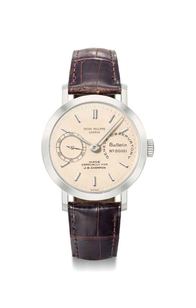 watch auction expert