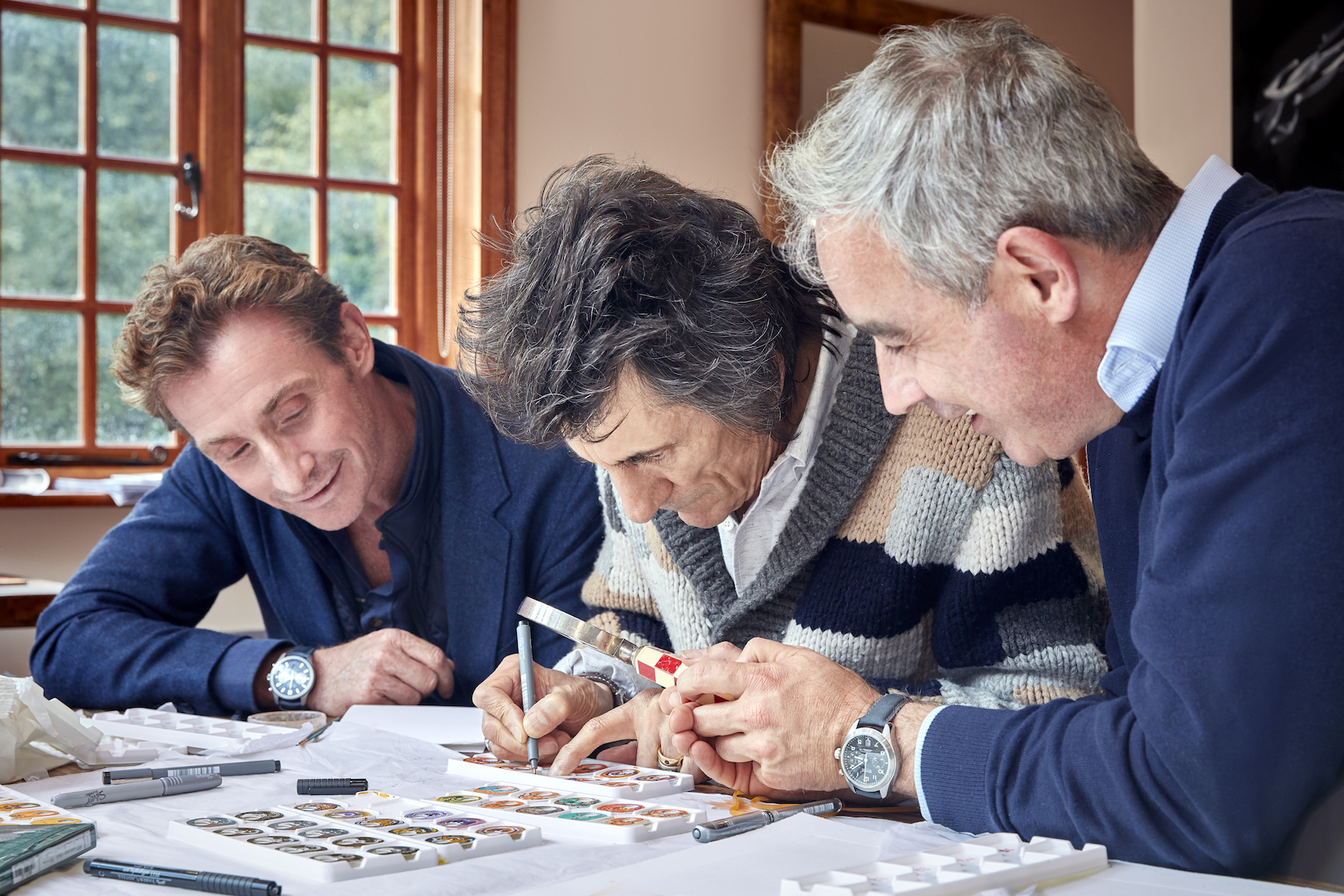 Bremont Ronnie Wood