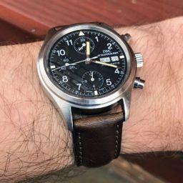 IWC 3706 Fliegerchronograph