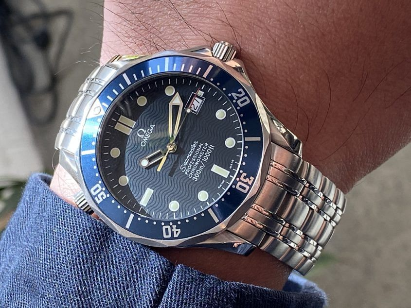 IMG 0008 845x634 - What Sealed The Deal – Andreas's Omega Seamaster Profe...