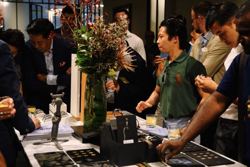 IMG 5647 36 845x563 - Real watch lovers of Sydney turn out for second launch of Do...