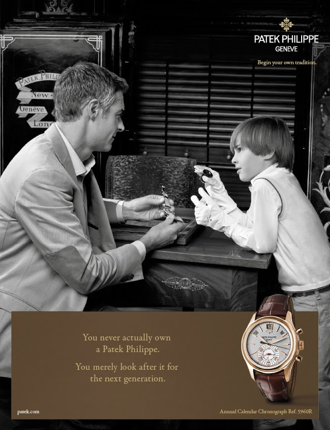How to justify your watch purchases to your partner