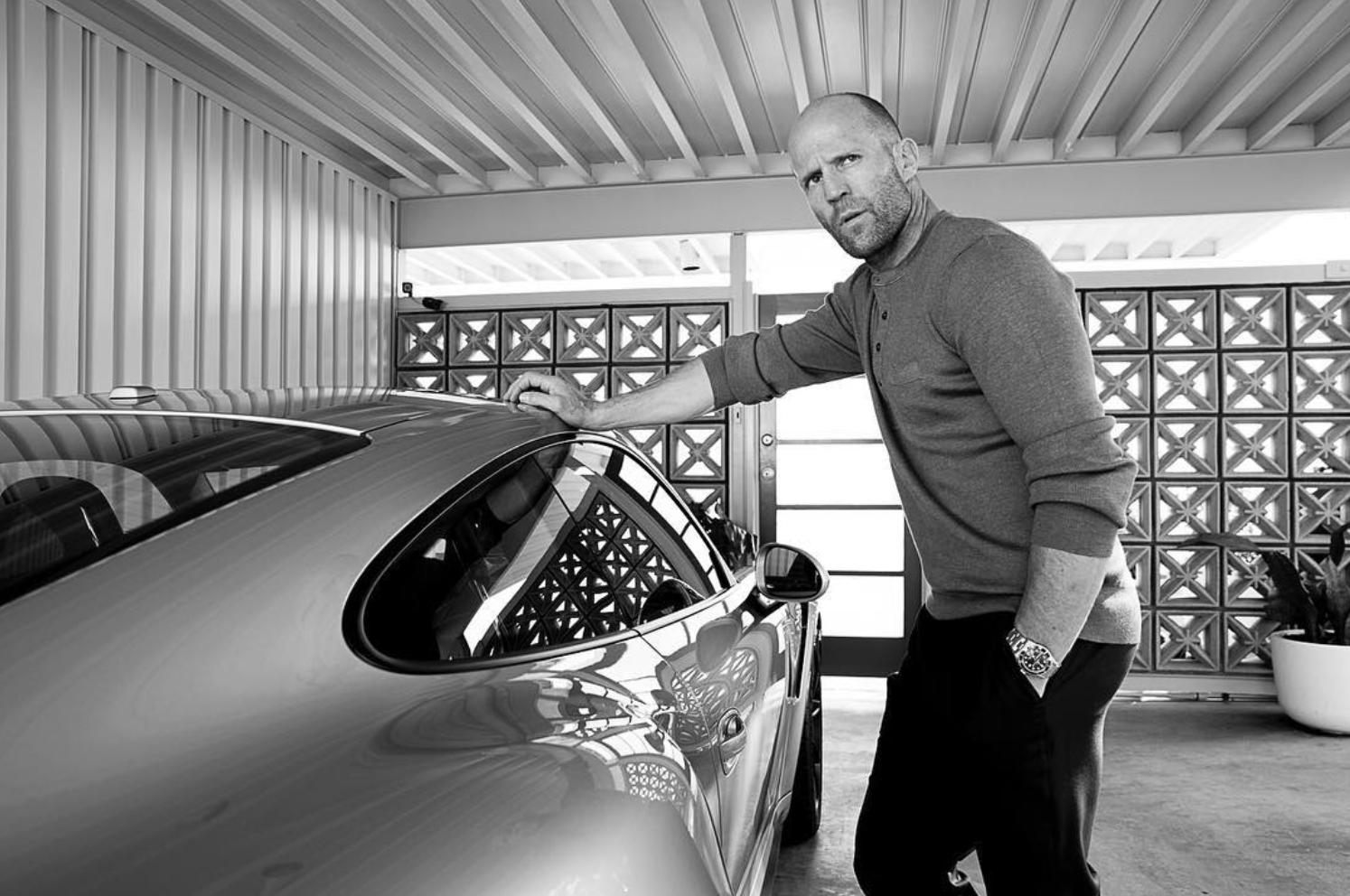 Jason Statham Rolex