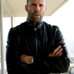 Jason Statham's love affair with Rolex