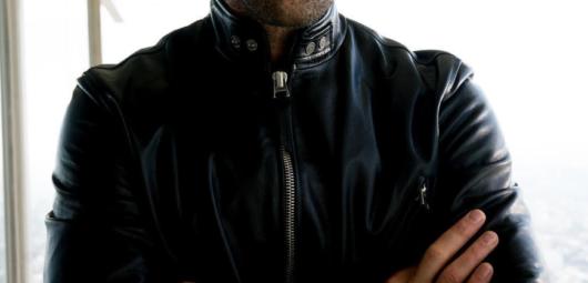 Jason Statham's love affair with Rolex