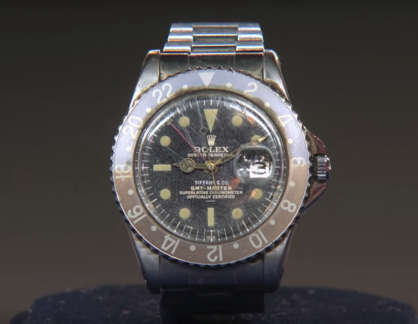 "Screen Shot 2019 11 23 at 6.29.12 pm 845x654 - RECOMMENDED WATCHING: Antiques Roadshow and the Rolex ""Tiffa..."