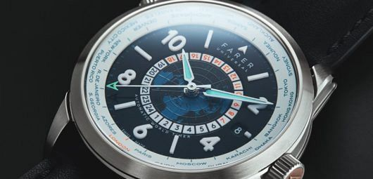 Farer Roché World Timer