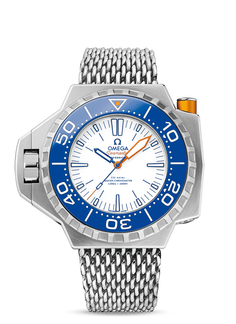 Omega Seamaster Ploprof 1200M Co‑Axial Master Chronometer 55 X 48mm