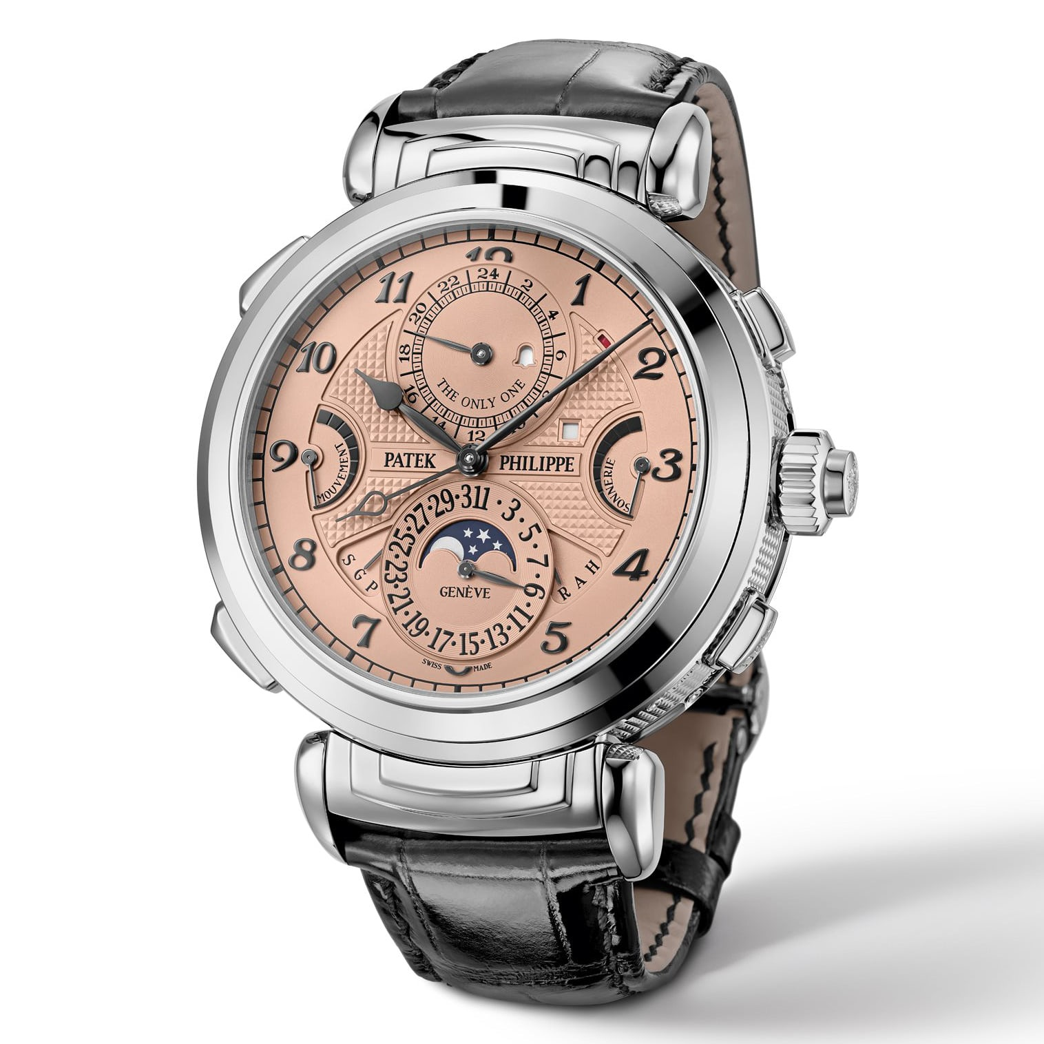 Most expensive timepieces at Only Watch 2019