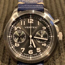 Vertex MP45 chronograph