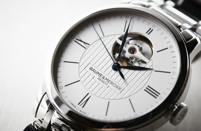 Baume and Mercier Classimaa 0257 845x550 - When classicism meets contemporary: The Baume & Mercier ...
