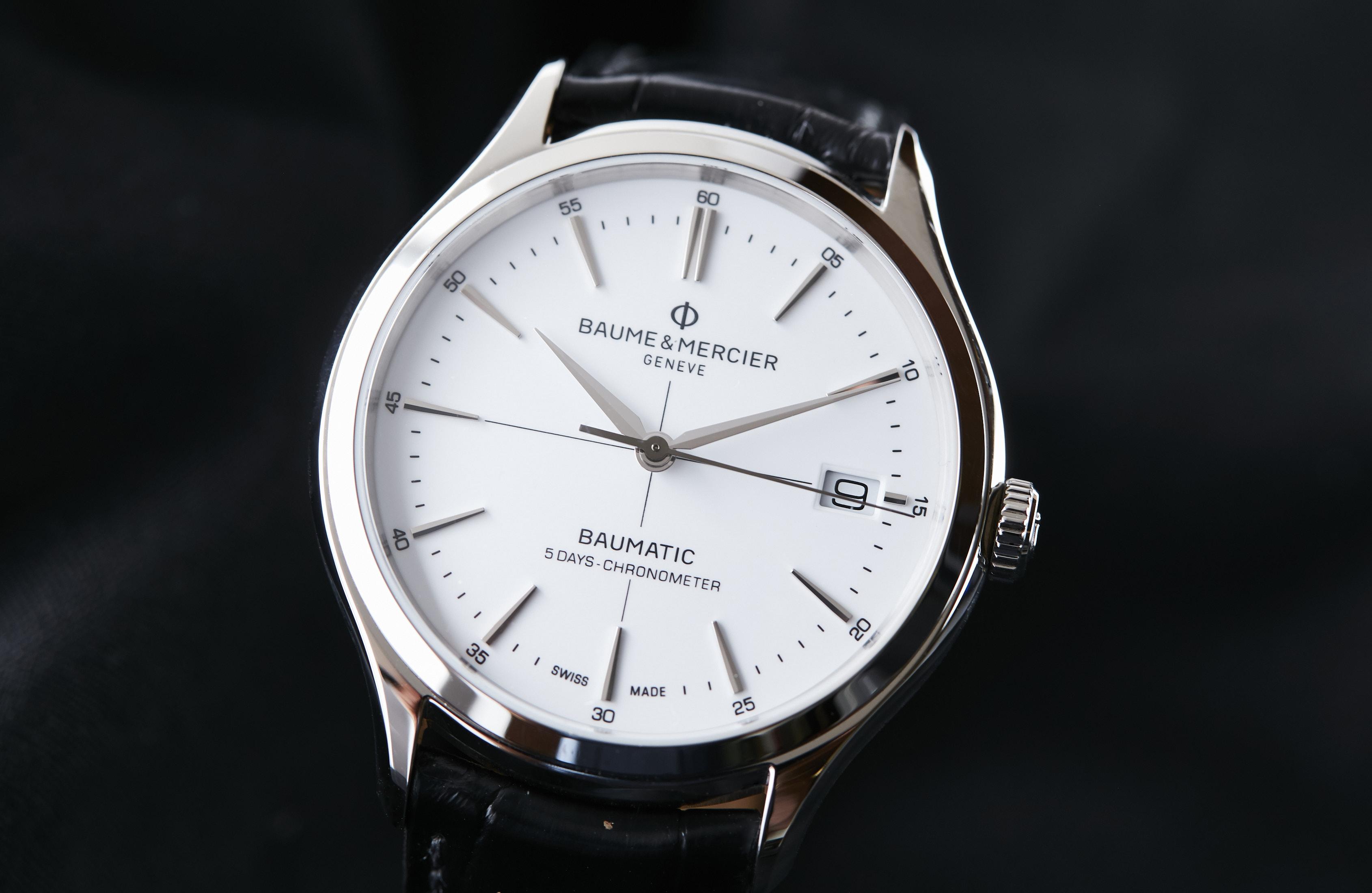Baume & Mercier Clifton Baumatic 10436
