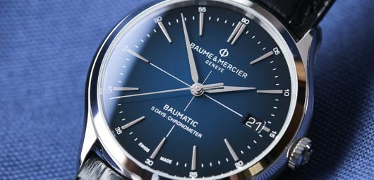 Baume & Mercier Clifton Baumatic 10467 Review