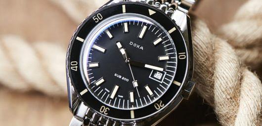 DOXA SUB 200