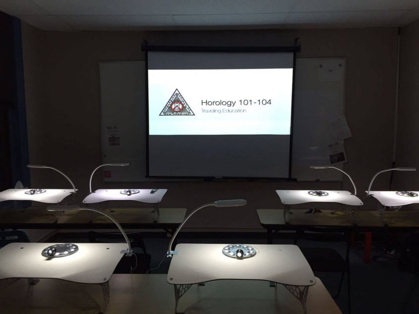 HSNY travelling workshop 7 845x634 - The Horological Society of New York is coming to Melbourne, ...