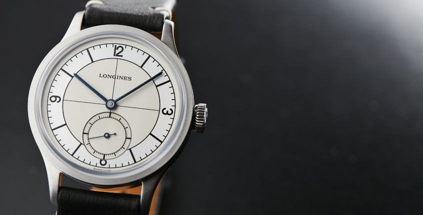 Longines 15082 845x430 - Why the Longines Heritage Collection is going from strength ...