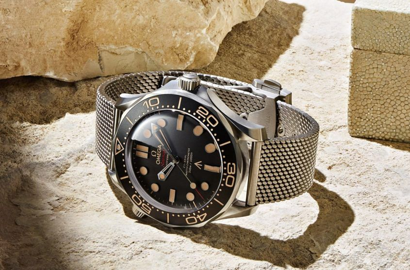 When is faux-patina okay? Early thoughts on the new Omega Seamaster 007 Edition