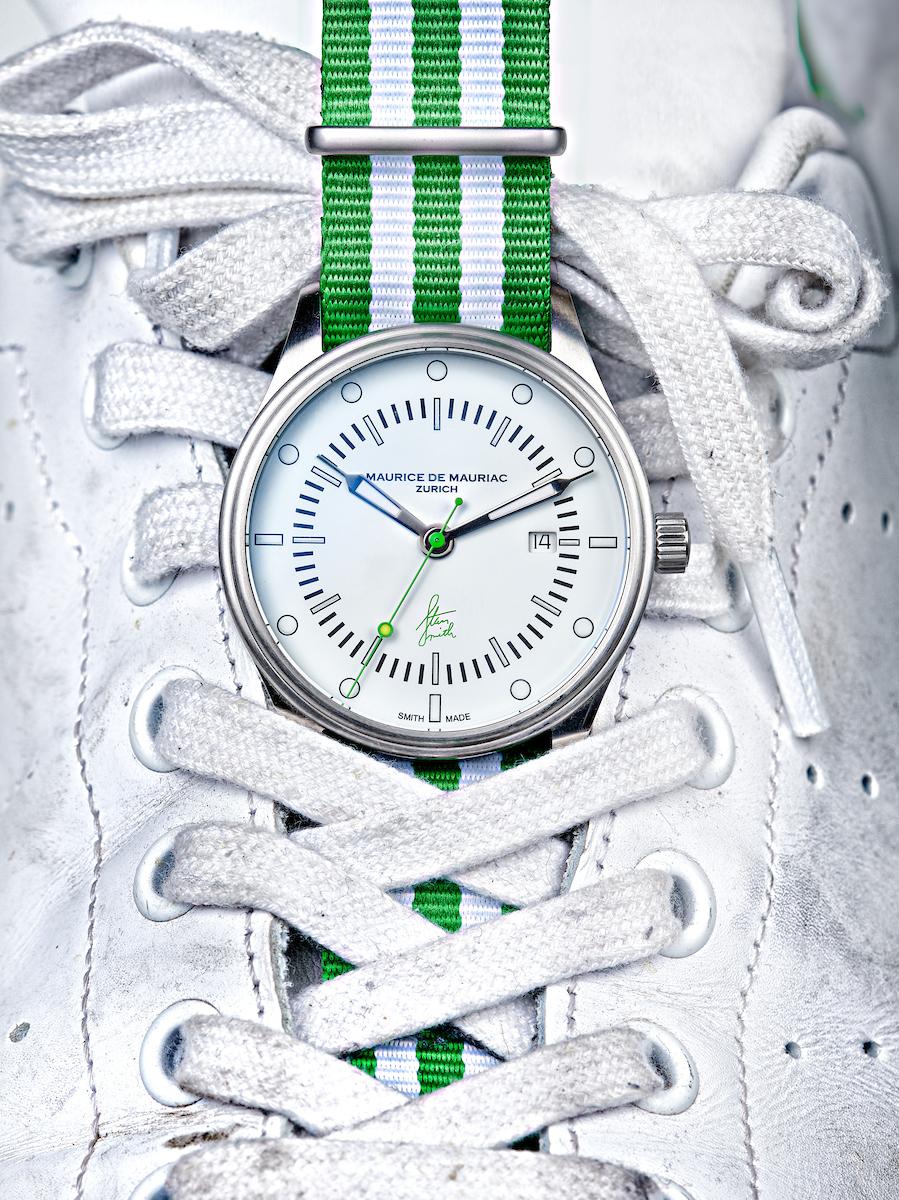 Stan Smith Signature Watch