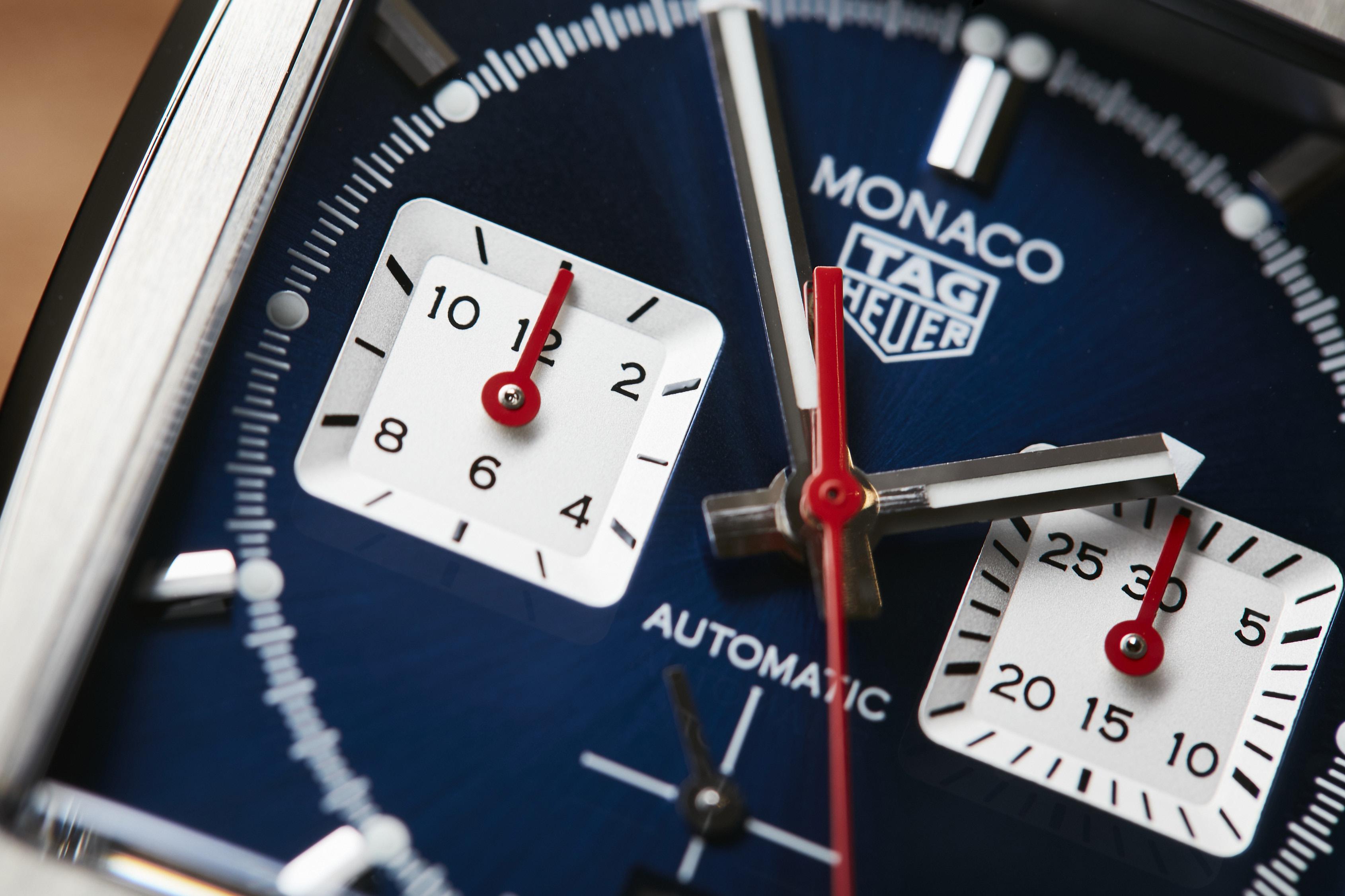 Tag Heuer Monaco Calibre Heuer 02