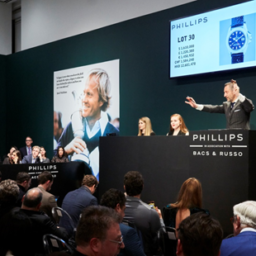 Phillips Game Changers Auction