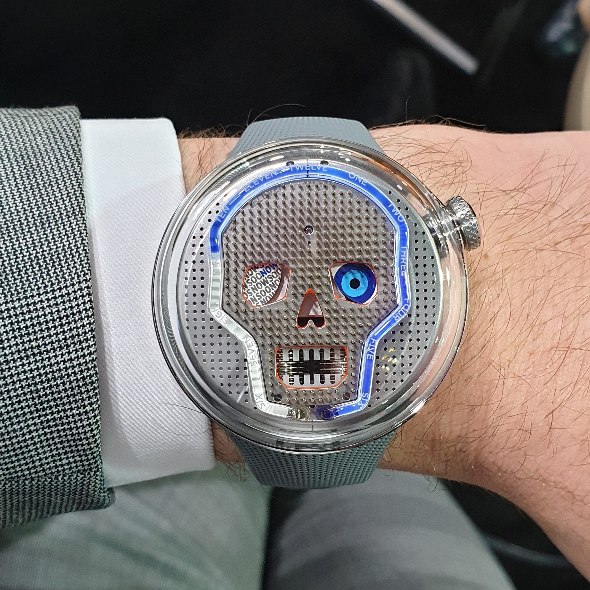 innovative watches of 2019
