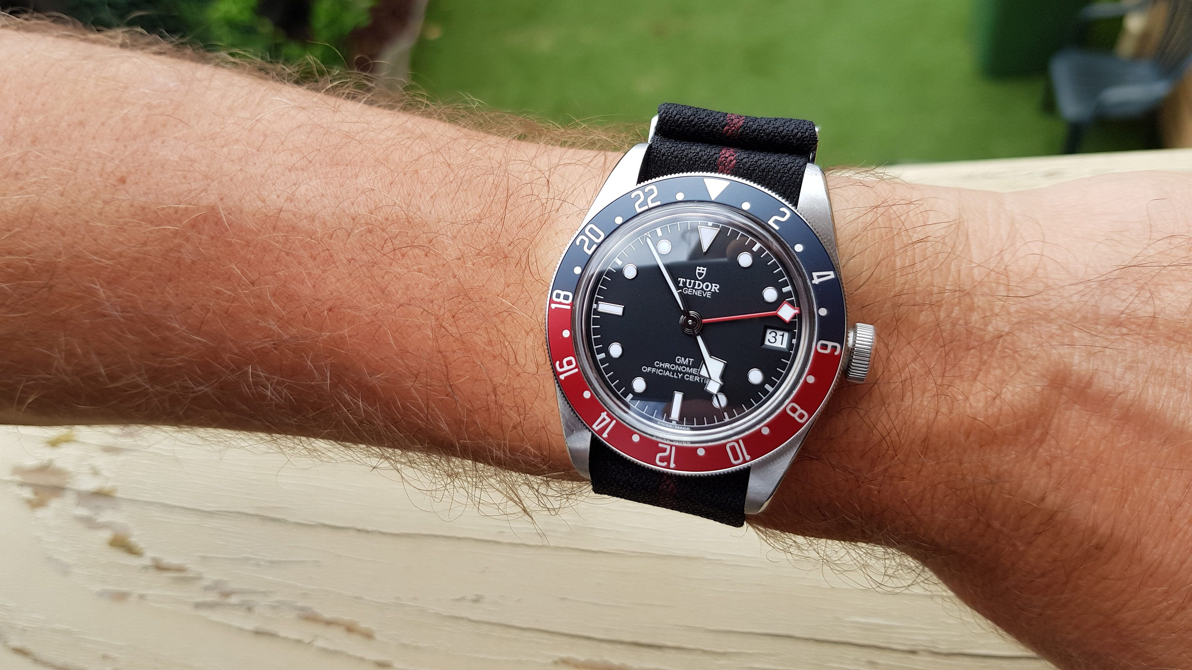 Weekend watch spotting with JR