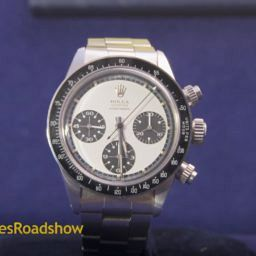 Rolex Daytona on Antiques Roadshow