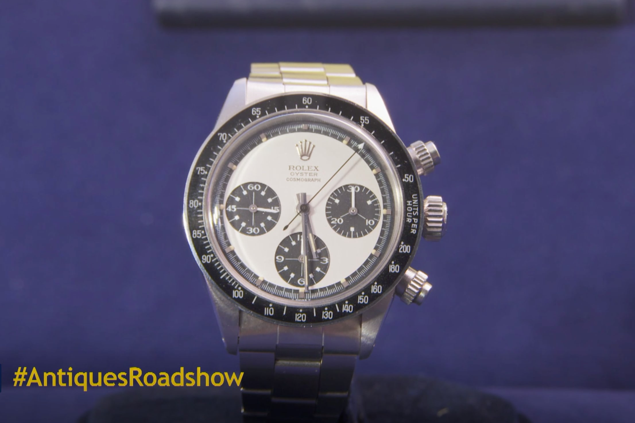 Forget the Rolex Daytona on Antiques Roadshow, here are ...