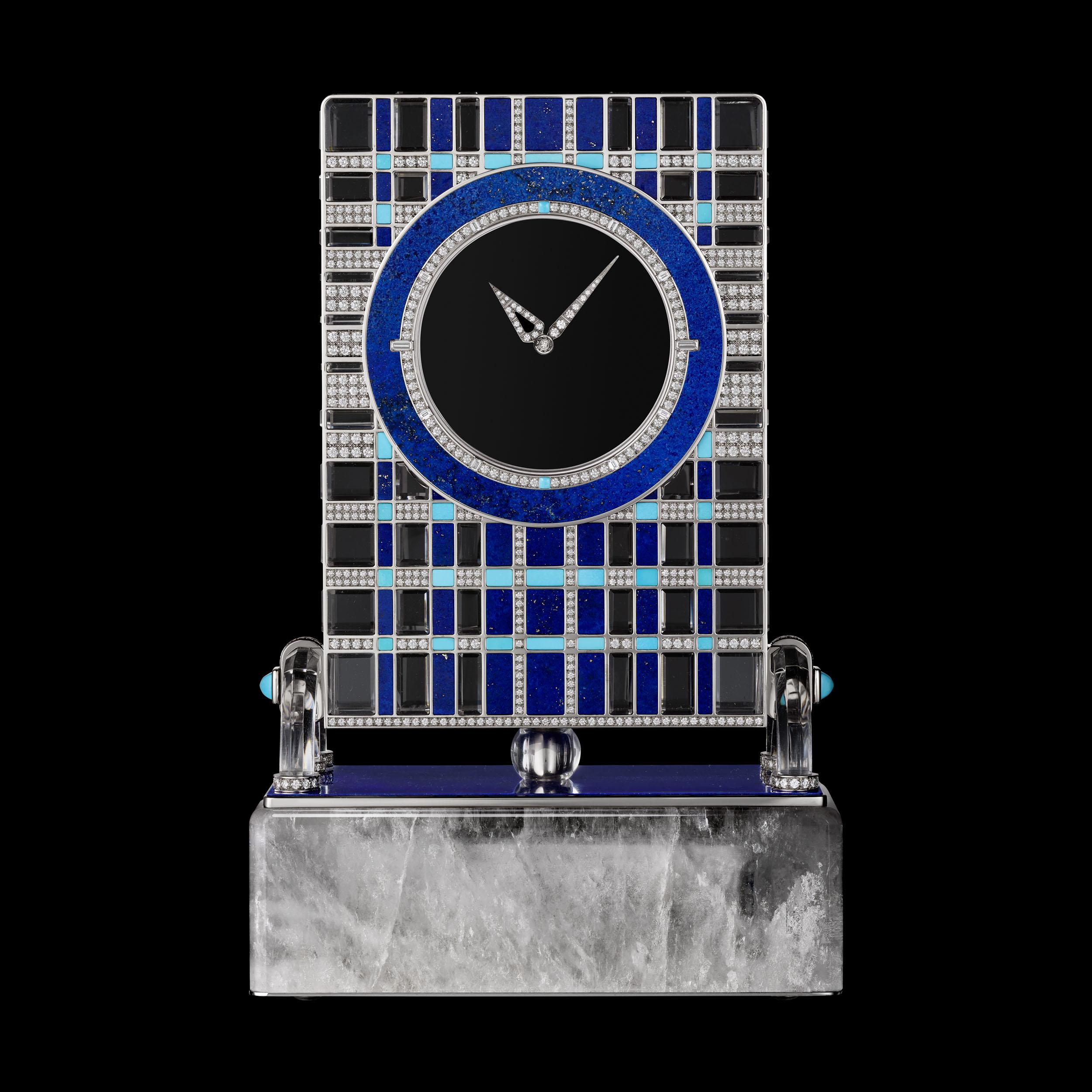 Cartier Mystery Clock