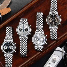 Dan Henry watch collection