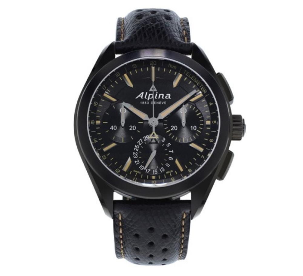 Alpina Manufacture Flyback Chronograph