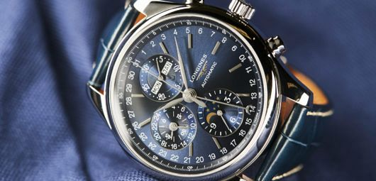 Longines Master Collection Annual Calendar Chronograph Ref. L2.673.4.92.0
