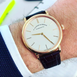 A. Lange & Söhne Saxonia Thin 37mm
