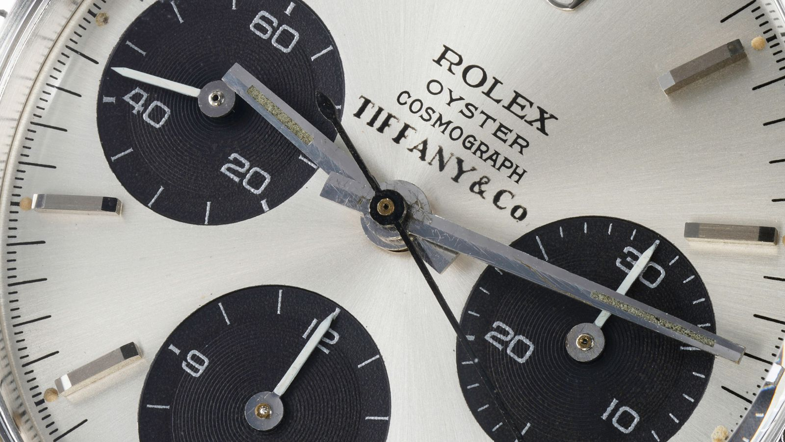 double signed Rolex