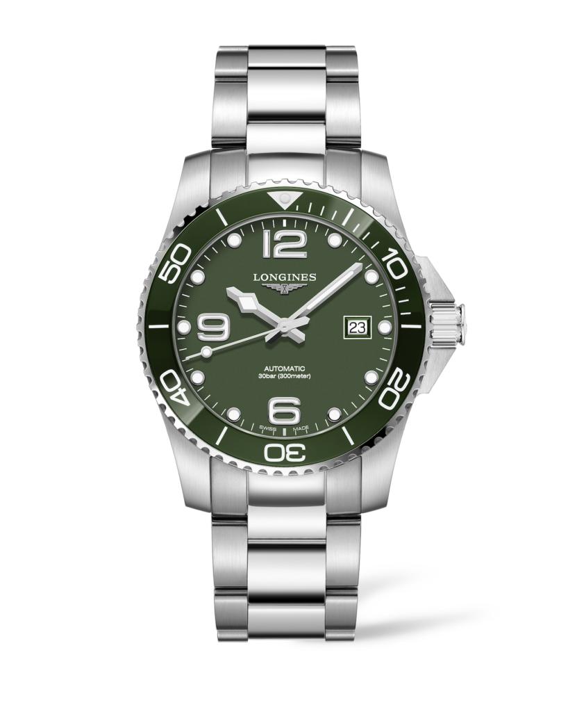 Longines HydroConquest Green