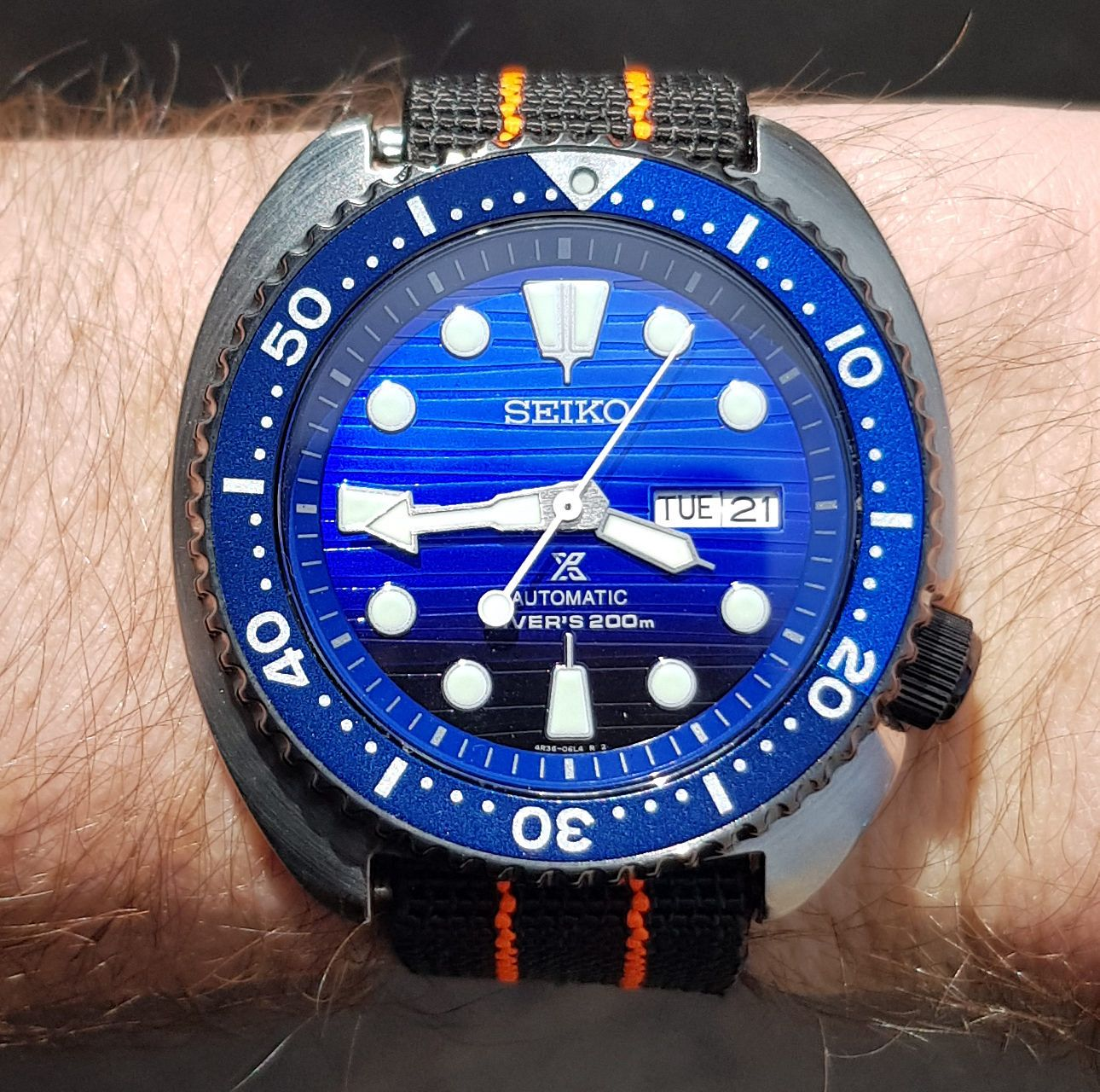 Weekend watch spotting 4