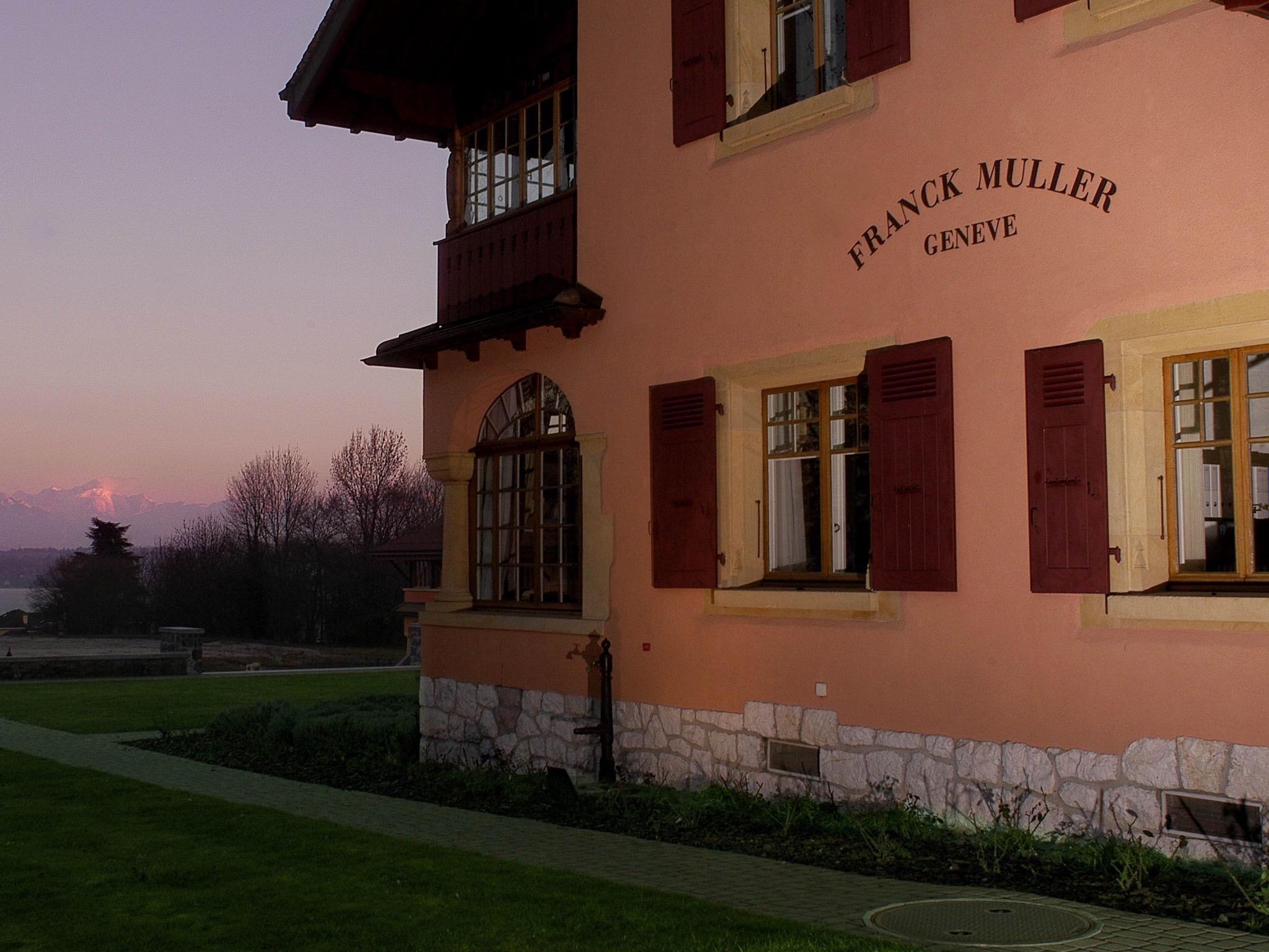 Franck Muller manufacture