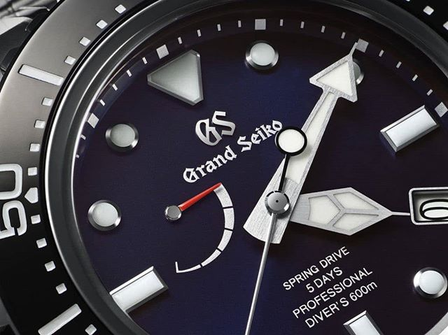 Is the new @grandseikoaustralia SLGA001 their most technical dive watch to date? Hit the link in our profile for the full review.