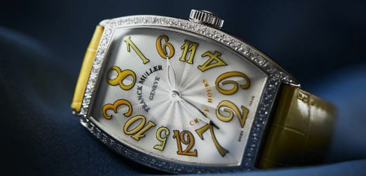 Franck Muller Crazy Hours ladies