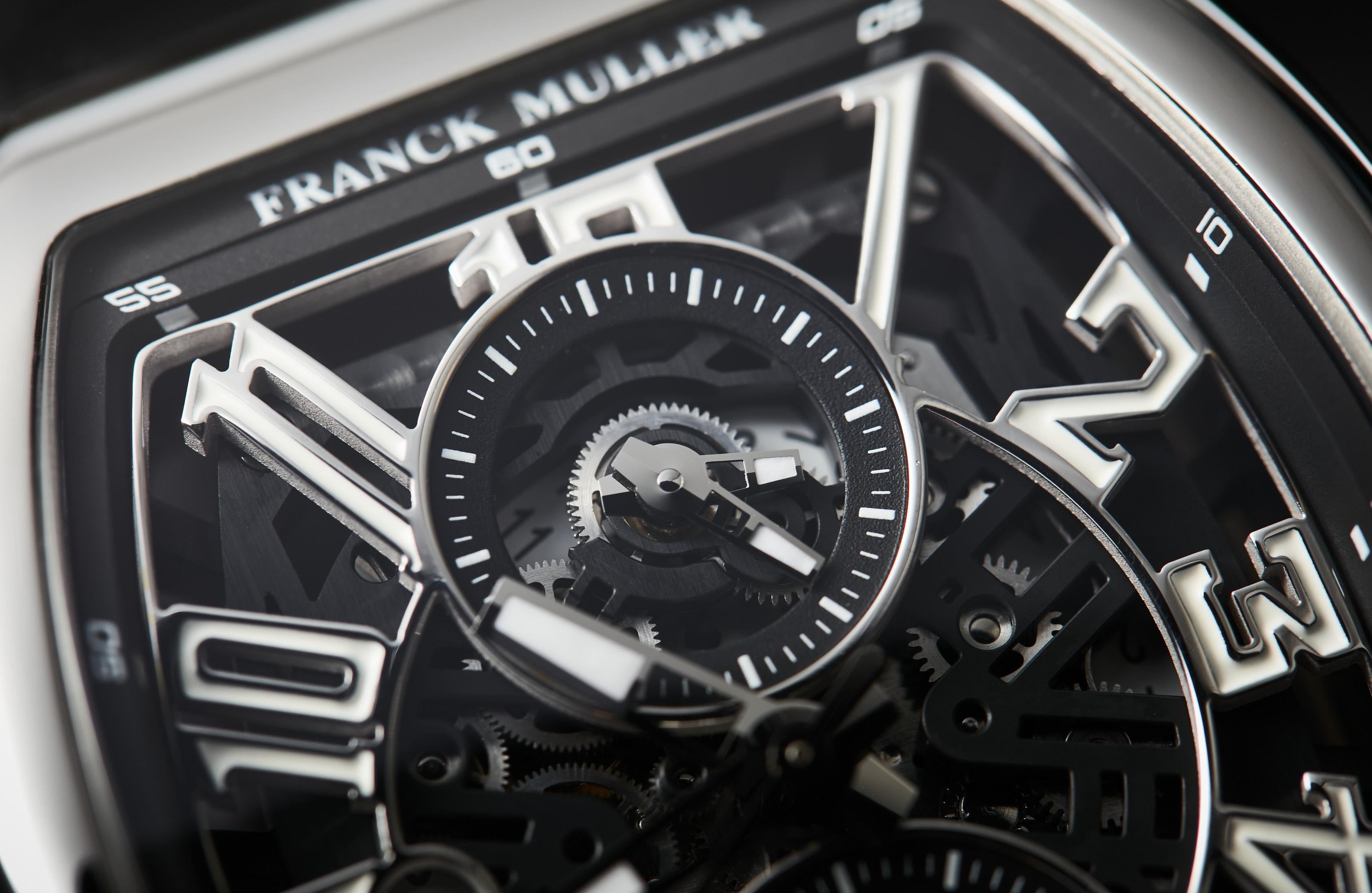 Franck Muller Master Banker