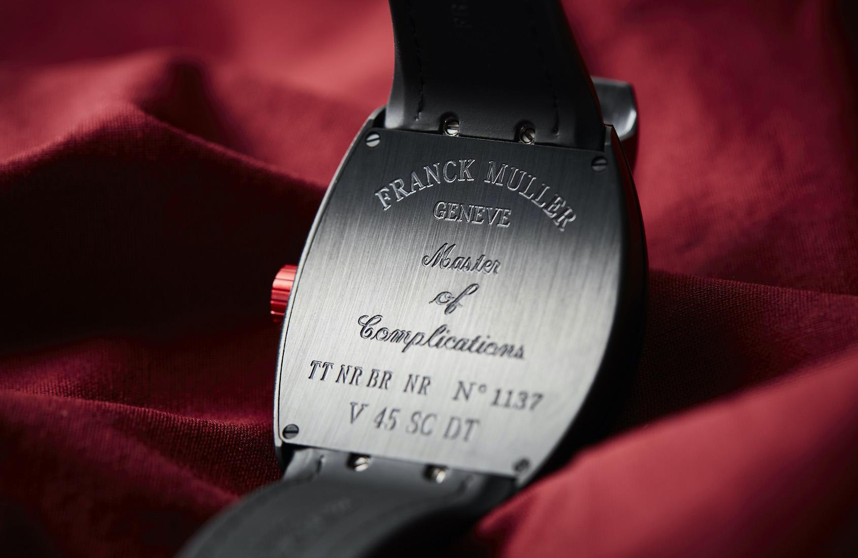 Franck Muller Vanguard Classic